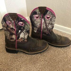 Ariat Fatbaby Cowgirl Boots - STILL KICKIN'